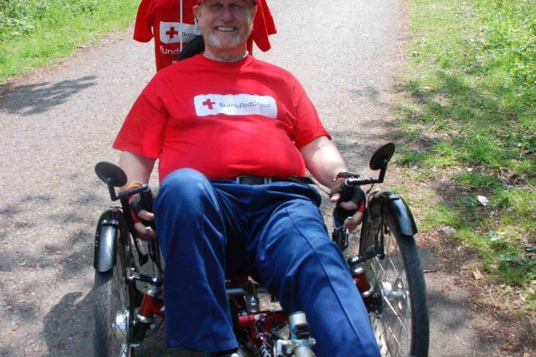 Dave Silcock Red Cross Trike.jpg