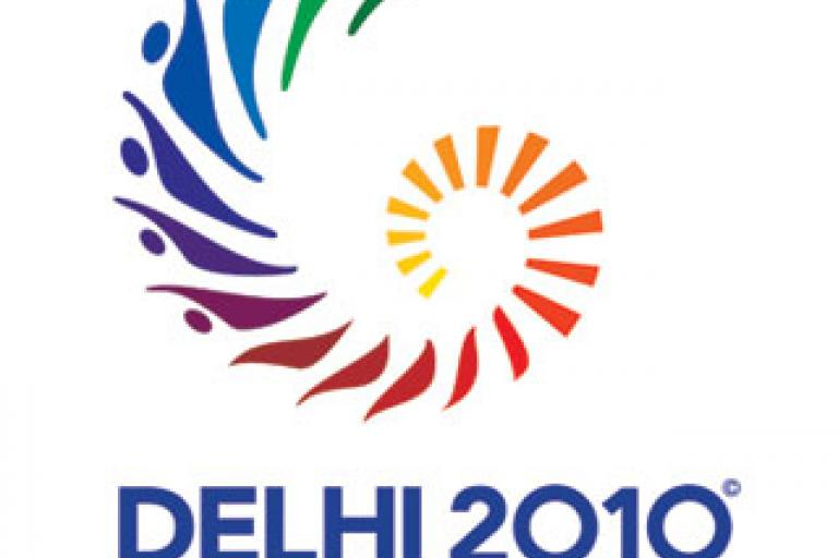 Delhi Commonwealth Games Logo.JPG