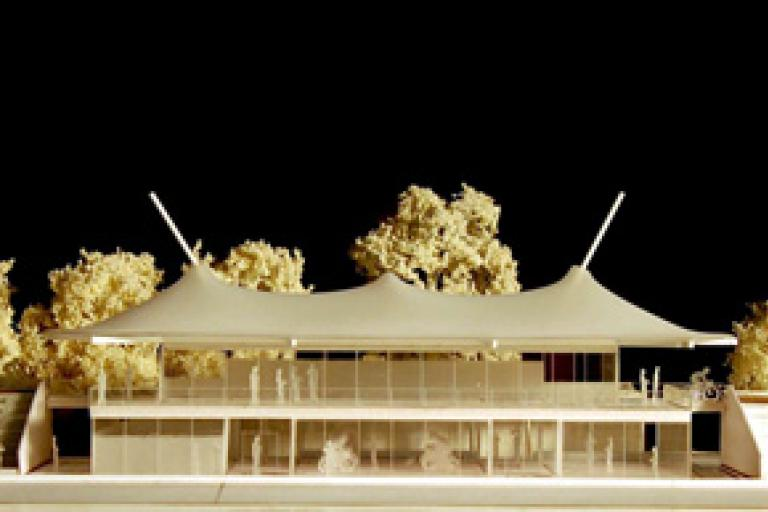 Herne Hill Velodrome pavillion model.jpg