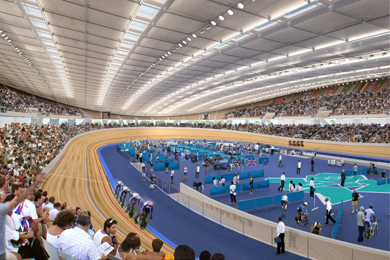 London 2012 Velodrome impression (picture credit - London 2012).jpg
