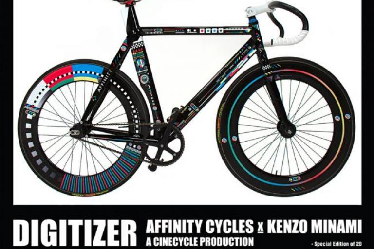 Affinity Cycles / Kenzo Minami track bike