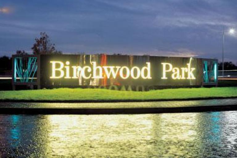 Birchwood business park