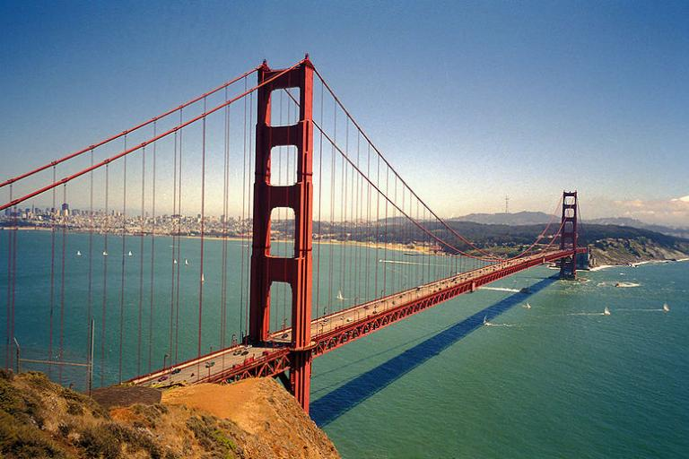 San Francisco Golden Gate Bridge (Picture Credit - Aslak Raanes, Wikimedia Commons).jpg