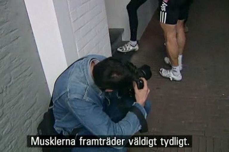 Cykel on Kobra / SVT