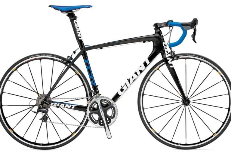 Giant TCR Advanced SL 2009