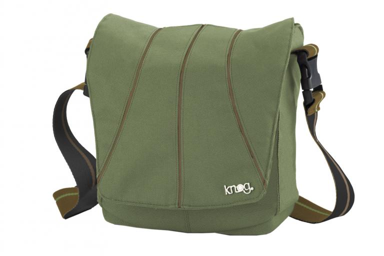 Knog Leading Dog bar bag (Green)