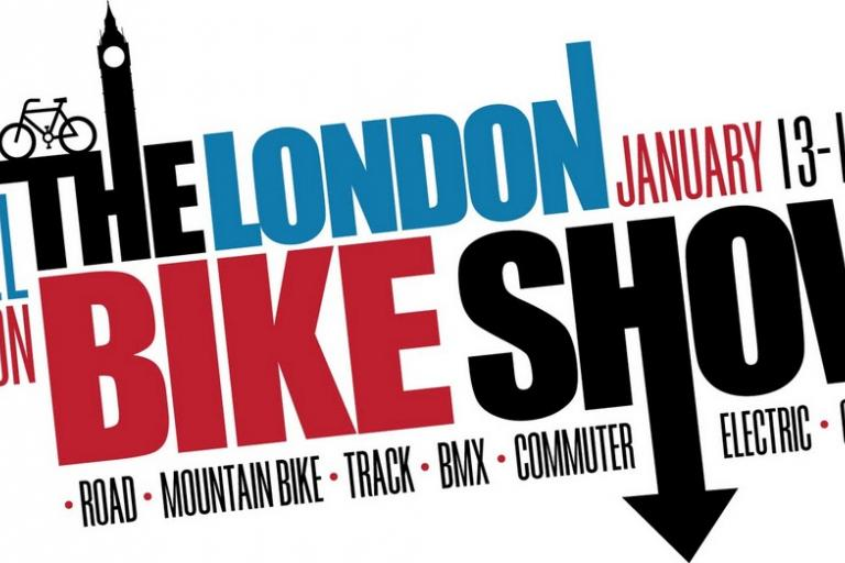 London Bike Show logo