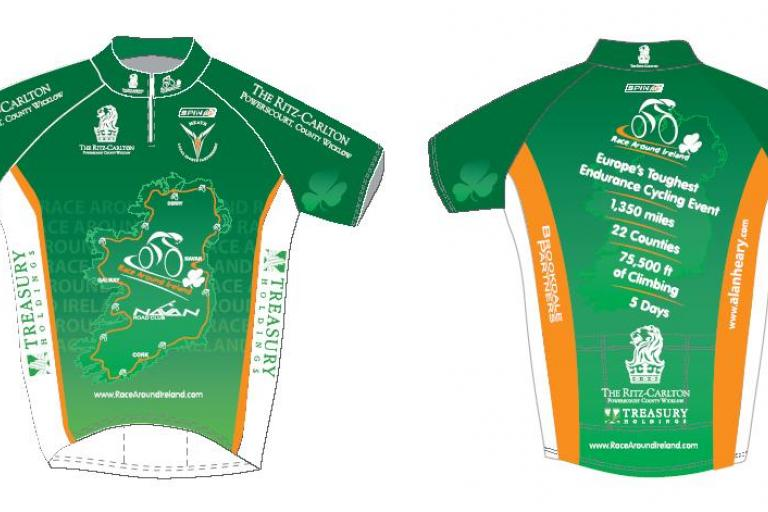 Race Around Ireland jersey