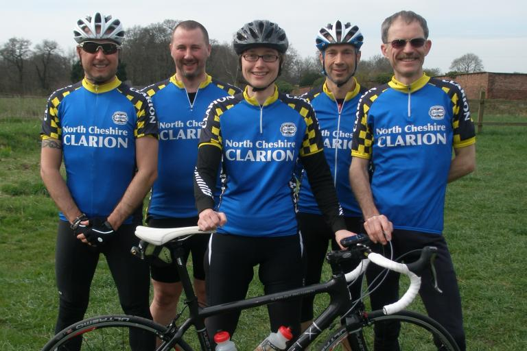 North Cheshire Clarion Cycling Club