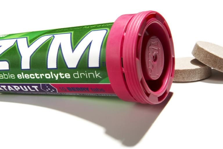 Zym Catapult electrolyte tablets