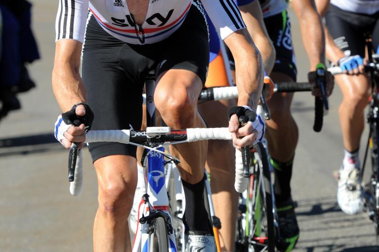 Bradley Wiggins on Stage 9 of the 2011 Vuelta (copyright: Tour of Spain/Graham Watson).jpg