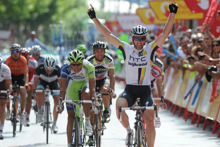 Michael Albasini wins Stage 13 of the 2011 Vuelta (copyright Tour of Spain/Graham Watson).jpg