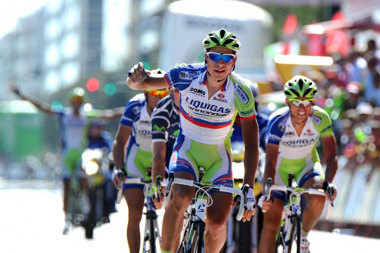 Peter Sagan wins Stage 6 of 2011 Vuelta - Photo Graham Watson.jpg