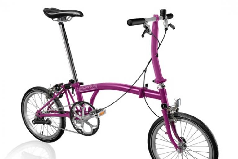 Brompton new colours 4