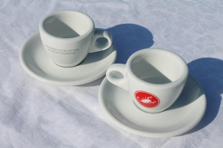 Castelli espresso cups 99
