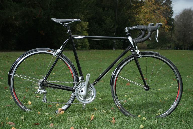 Charge Juicer - full bike