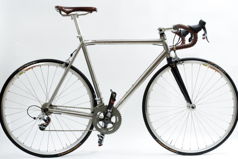 Charge Skewer Ti Full bike