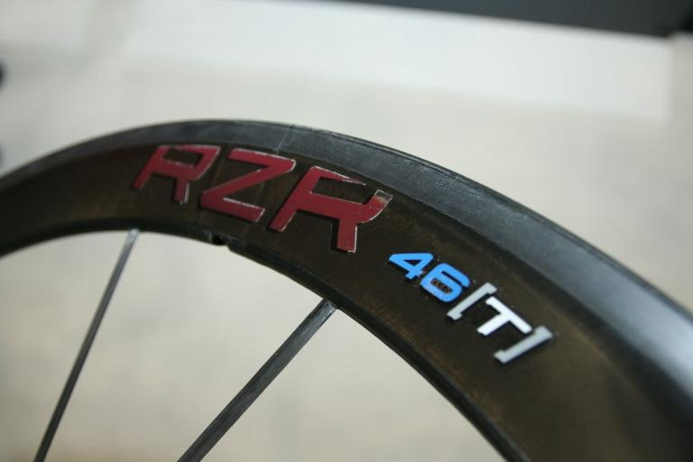 Reynolds RZR wheels - rim