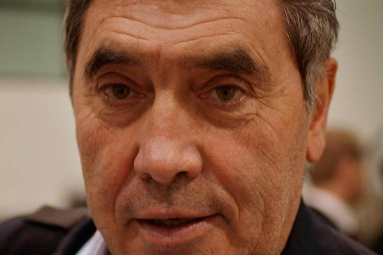 Eddy Merckx (© Simon MacMichael)