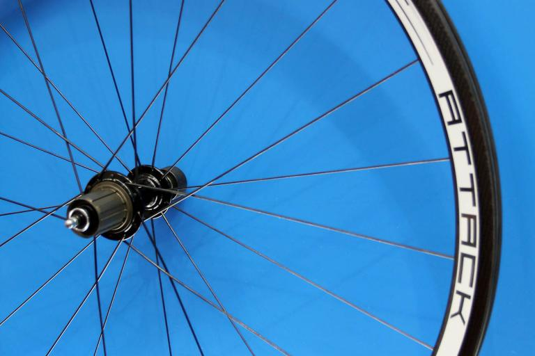 Reynolds Attack wheelset