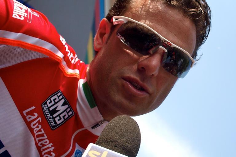 Alessandro Petacchi interviewed (© Simon MacMichael).jpg