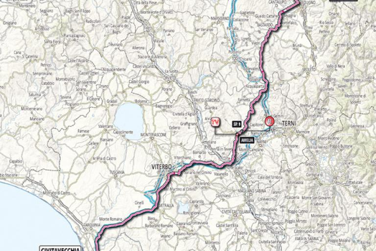 Giro 2012 Stage 10