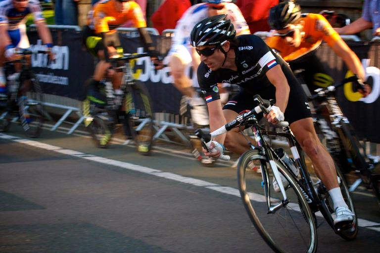 Halfords Tour Series Oxford Dean Downing (© Simon MacMichael)