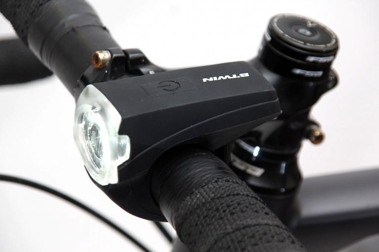 BTwin Vioo 700 front light