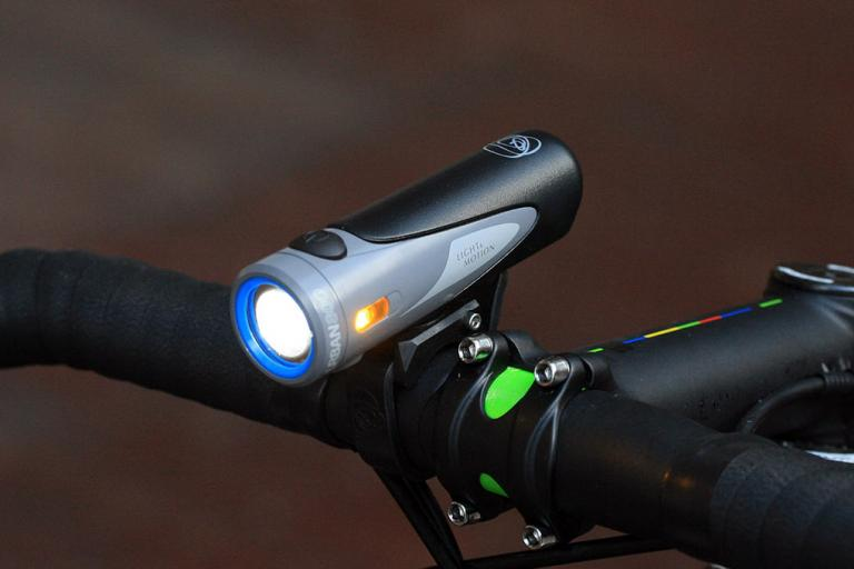 Light and Motion Urban 800 front light