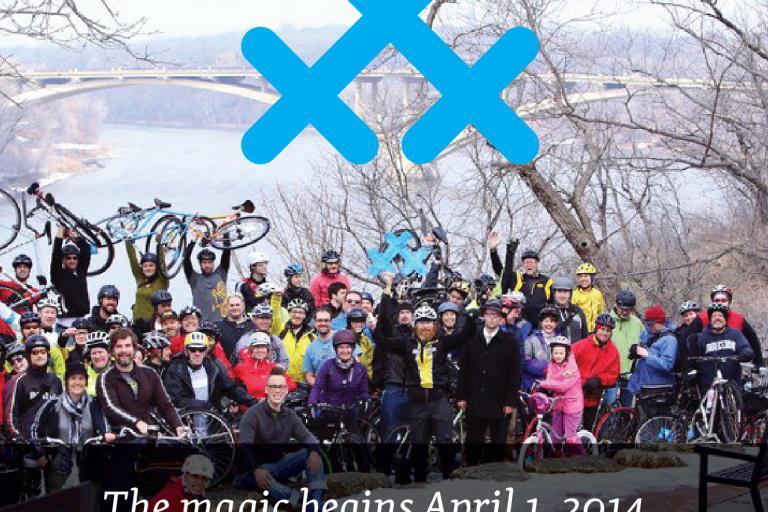 30 Days of Biking