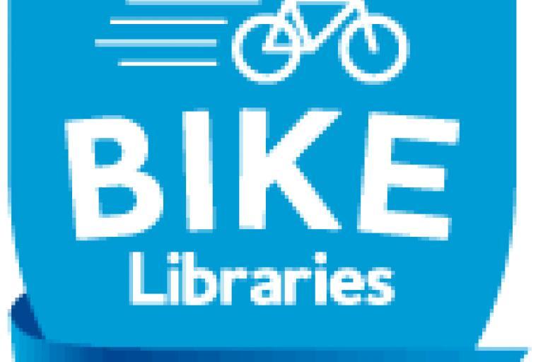 Bike Libraries logo