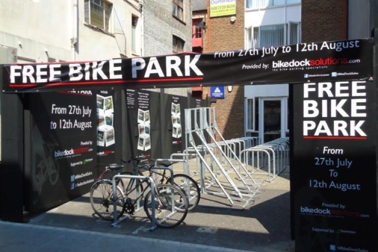 Bike Park Shoreditch