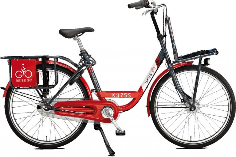 Bike and Go bike