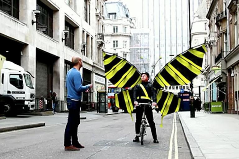 Bike-Butterfly