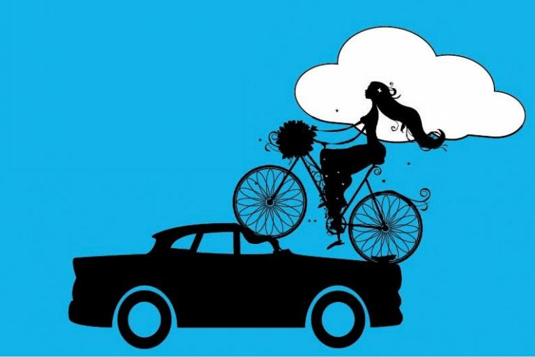 Bikes outsell cars (image CC licensed by Danish Cyclists' Federation)