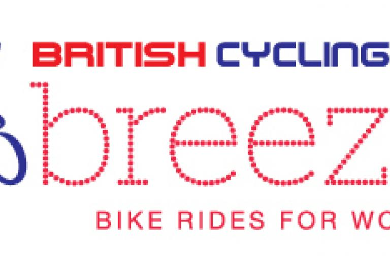 British Cycling Breeze logo