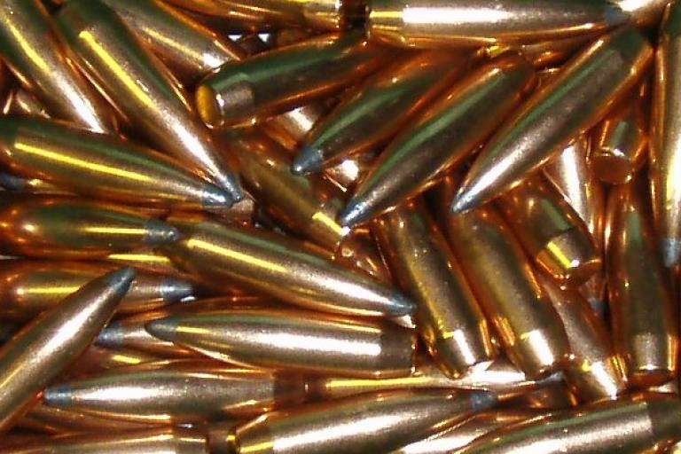 Bullets - licensed under CC-BY-SA 3.0 by Arthurrh