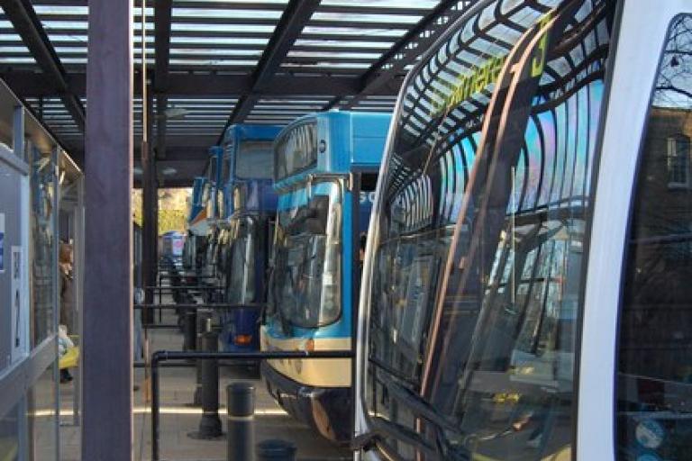 Cambridge Bus Station Trevor Harris Wikimedia Commons.jpg