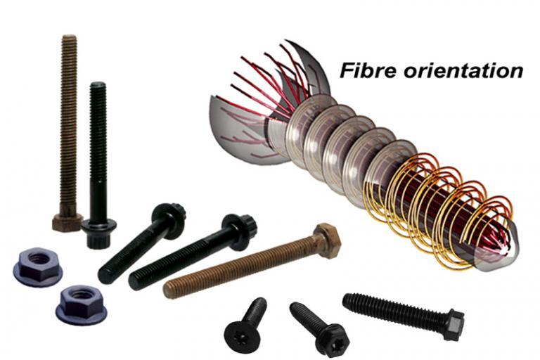 Carbon screws