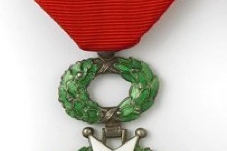 Chevalier légion d'honneur