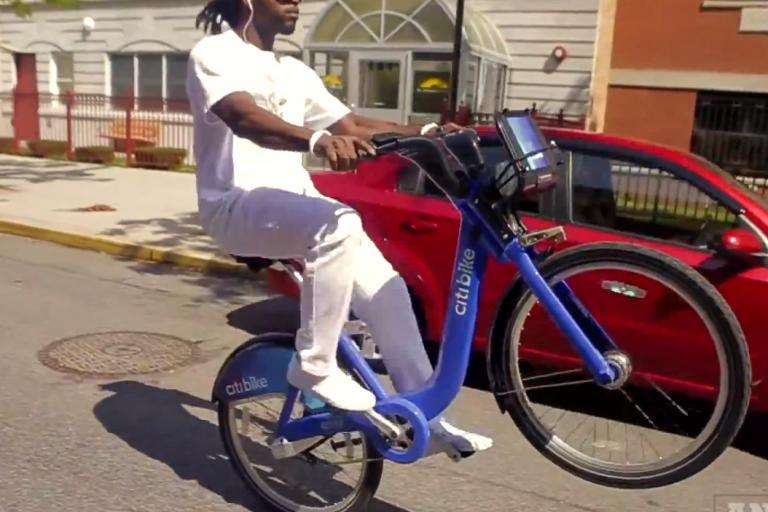 Citi Bike BMX