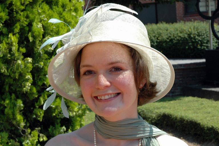 Claire Hitier-Abadie (Image courtesy Metropolitan Police)