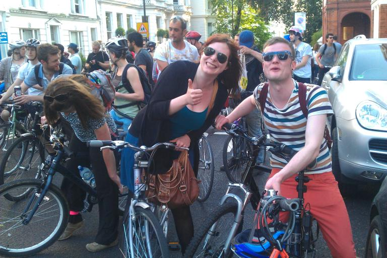 Critical Mass pic credit Lap Fung Chan Flickr Creative Commons