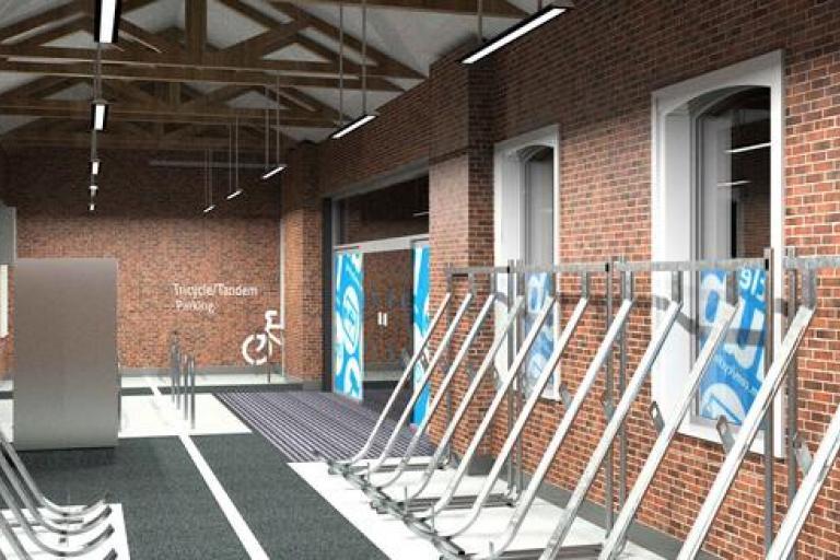 Cycle Hub visual