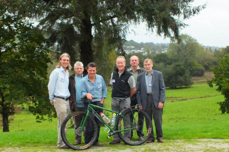 Dartmoor Way launch