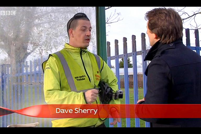 Dave Sherry on Inside Out East