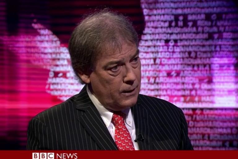 David Howman on BBC's HARDtalk