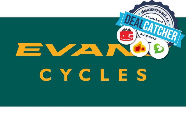 DealCatcher Evans vouchers