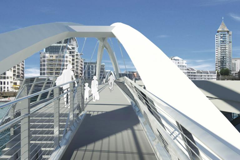 Diamond Jubilee Footbridge