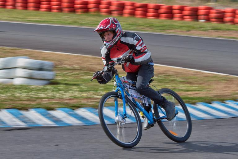 Don't expect to get into racing on the new e-bikes (CC BY-NC 2.0 by Bill Collison:Flickr)